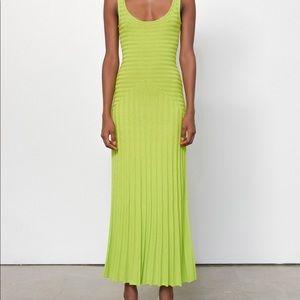 Mara Hoffman Knit Dress